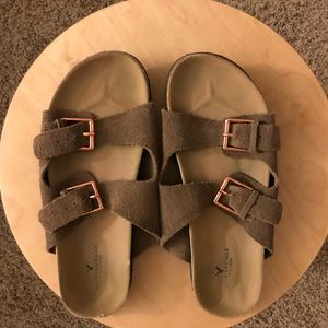 Knock off birk sandals
